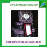 Logotipo feito sob encomenda luxuoso caixas de presente de papel elegantes impressas