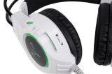 Iluminación LED PC Gamer auriculares auriculares para juegos (K-V2)