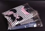 Мешок джинсыов мешка одежды ясности BOPP Ahesive собственной личности высокий Resealable обувает мешок