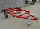 La venta caliente del fabricante galvanizó 4 el acoplado plegable de ' X 8 ' (CT0020A)