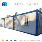 Construções prefabricadas Casa Container modular de 40 pés planos de piso na África do Sul