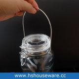 vaso ghiacciato di vetro dell'erogatore della bevanda 2L con la maniglia