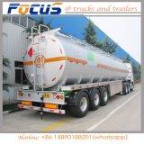 3 assen 42000 Aanhangwagen Liter van de Tanker van de Weg de Semi/van de Tanker van de Brandstof