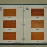 Frame de alumínio da cópia de madeira para Windows deslizante