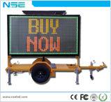 Doppelfarben-Schlitz-Bildschirmanzeige/waagerecht ausgerichtete zählenled-Bildschirm/Fußboden LED-Bildschirmanzeige/VMs