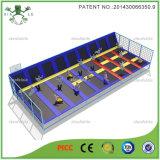 Trampolim quadrado grande para venda (1430W)
