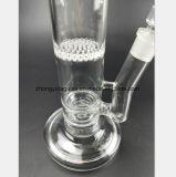 Transparentes, schwarzes GlasHuka-Bienenwabe-Filterrohr