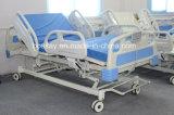 Cinque letto di ospedale elettrico di funzione ICU