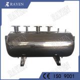 ステンレス鋼の水圧タンク水平タンク