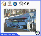 Faltende Maschine des W62Y 3*2500 hydraulische Blechs