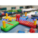 膨脹可能なToyかInteractive Inflatable Shoot Arena Sports Game