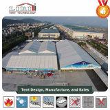 見本市および展覧会のための40X100mの大きいテントホール