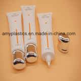BV-Assessment Flat BPA Free Plastic Cosmetic Packaging Tube