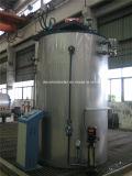 Het verticale Gas van de Brandstof, Diesel, Zware Olie 2000 Stoomketel Kg/Hr