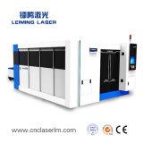 Fabricante de tubos e placas de metal máquina de corte de fibra a laser LM3015hm3