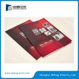 Art Paper Catalogo Stampa con olio patinata