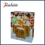 Рождество таможни напечатанное 4c миражирует мешок подарка бумаги покупкы упаковки