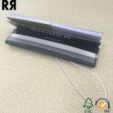 Papier de roulement de fermeture de bande élastique avec des extrémités de filtre