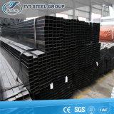 DIN2440/2444 ERWの黒い低炭素の正方形鋼管