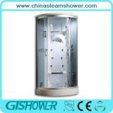 Massagem de porta corrediça cabine de chuveiro de vapor (GT0533)