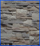 Revêtement en pierre, le bardage Pierre, béton, Pierre Pierre artificielle, pierre artificielle (ATA-09)