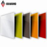 Les matériaux résistant aux intempéries Ideabond panneau composite aluminium (AE-102)