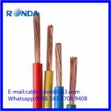 Rv-flexibler Belüftung-elektrischer Draht 6 SQMM