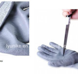 Разрежьте теплозащитные перчатки защита с полиуретановыми упор для рук с покрытием
