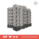독점적인 디자인을%s 가진 높은 비용 효과적인 다층 가벼운 강철 건물