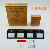 8/16/20LED太陽動力を与えられたPIRの動きセンサーの機密保護ライト(RS2003-8-4PK)