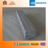 De hoge Magneet van het Neodymium van het Blok van Gauss voor Rotor