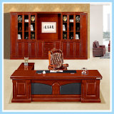 사무실 Furntiure 목제 MDF 두목 테이블 큰 행정상 책상
