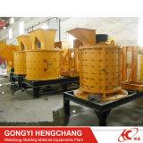 Am meisten benutzter Granit-vertikale Verbundzerkleinerungsmaschine