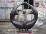 Landscape Metal Abstract Sculpture Art