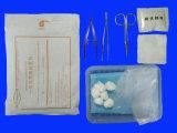 Het medische Wegwerpproduct stikt de Uitrustingen /Suture van de Zorg verwijdert Zak