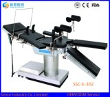Tableau médical d'opération de matériel chirurgical patient multifonctionnel hydraulique électrique