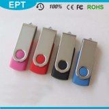 Top Sale Colorful Twister USB Flash Drive avec garantie à vie
