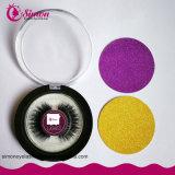 3 couleurs Boîte de package de coups de fouet Lady cosmétique