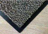 Pilha de corte de polipropileno Non-Slip andar às ordens de entrada com revestimento de PVC