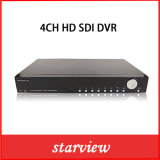 registratore in tempo reale di 4CH 1080P HD-Sdi DVR