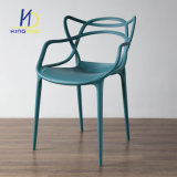 Wholesale Replica Master Armchair Stacking PP Plastic Catering Design Dining Flesh