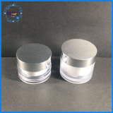 Kleines kosmetisches Behälter-Sahne-Plastikglas
