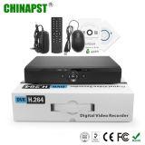 도난 방지 시스템 (PST-DVR504D)를 위한 싼 독립 디지털 CCTV 감시 비디오 녹화기 DVR