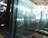 プールの囲うことのための明確な緩和されたガラス