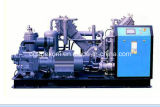 Animal familier exempt d'huile de pression soufflant le compresseur d'air portatif de vis (KSP37/22-40)