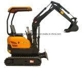 La Chine a fait à de mini machines de construction la machine de creusement compacte pour la Chambre