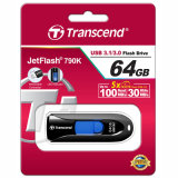 3.0 Transcend USB Flash Drive Jf790 Atacado USB