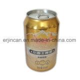 330ml canettes en aluminium pour la bière ou d'industrie des boissons