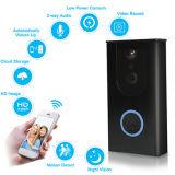 Новые интеллектуальные WiFi видео Doorbells кольцо двери телефон с батареей пассивные инфракрасные детекторы движения