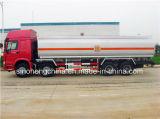 petroleiro do tanque Truck/8X4 do fuelóleo de 30m3 Sinotruk HOWO 371HP